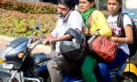 Cell Phone driving in Hyderabad  - Sakshi