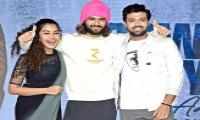 Vijay Devarakonda Launched Rowdy Boys Movie Song Photo Gallery - Sakshi