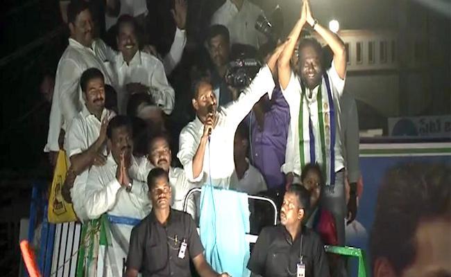 Ys jagan promise to pandula ravindra babu - Sakshi