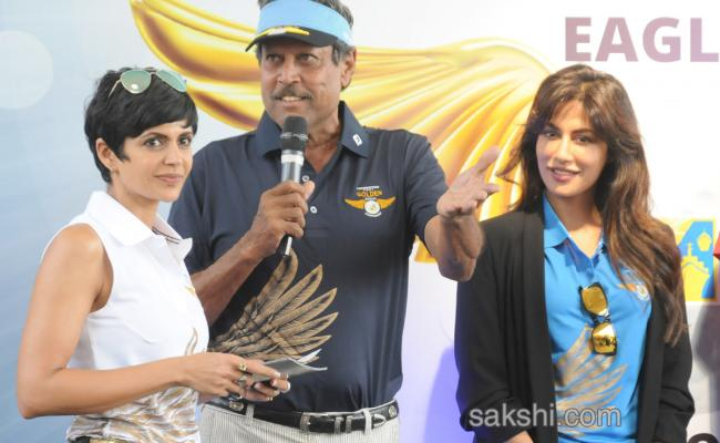 Golden Eagles Golf Championship in Hyderabad - Sakshi