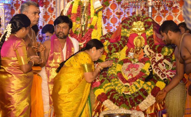 Balkampet yellamma kalyanam 2018 Photo Gallery - Sakshi