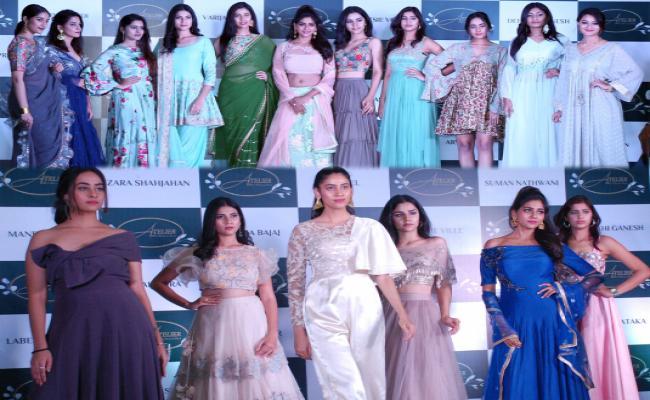 Grand Fashion Show Photo Gallery - Sakshi
