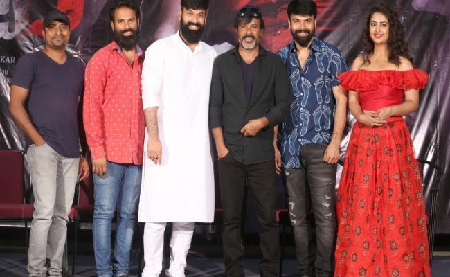 Raju Gari Gadhi 3 Pre Release Event Photo Gallery  - Sakshi