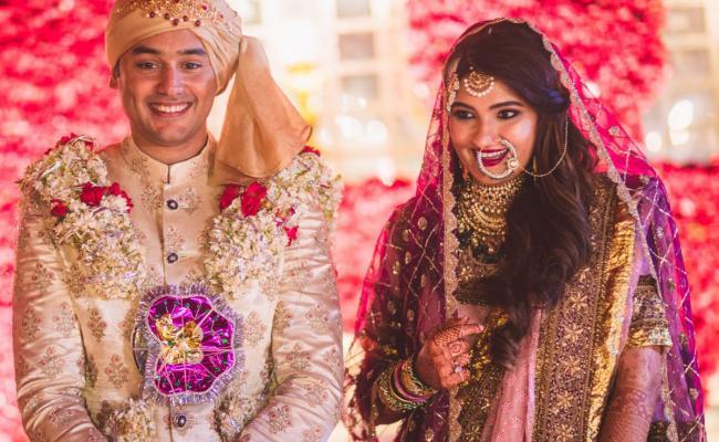 Sania Mirza Sister Anam Wedding Photo Gallery - Sakshi