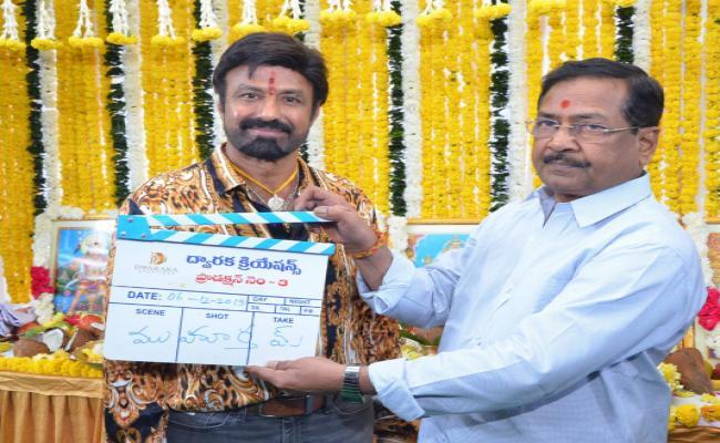 Nandamuri Balakrishna New Movie Launch Photo Gallery - Sakshi