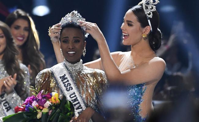 Miss Universe 2019 winner is Miss South Africa Zozibini Tunzi Photo Gallery - Sakshi