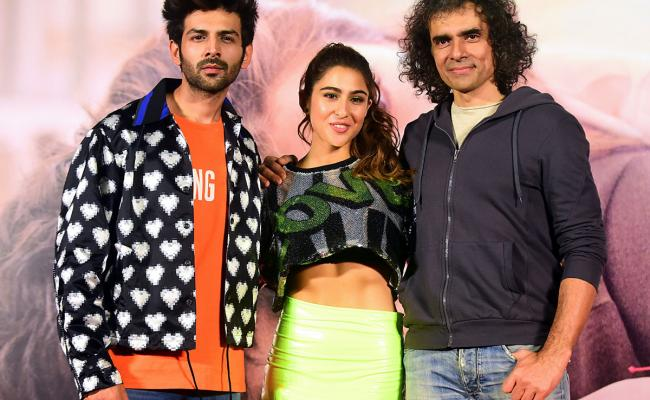 Love Aaj Kal trailer launch Photo Gallery - Sakshi