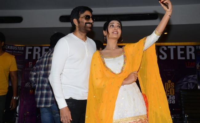 Disco Raja Success Meet Stills Photo Gallery - Sakshi