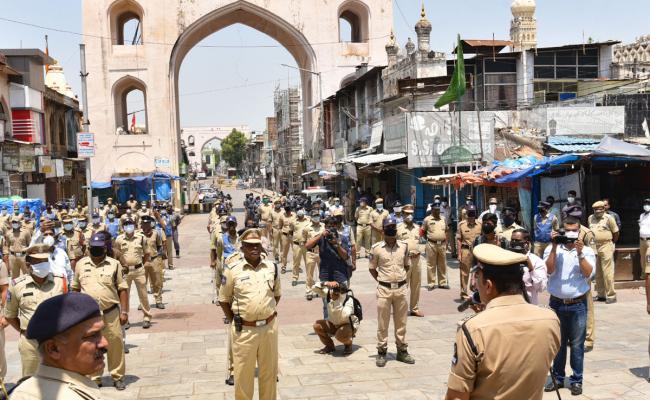 Lockdown in Hyderabad Photo Gallery - Sakshi