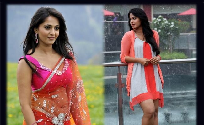 actress anushka shetty exclusive photo gallery - Sakshi