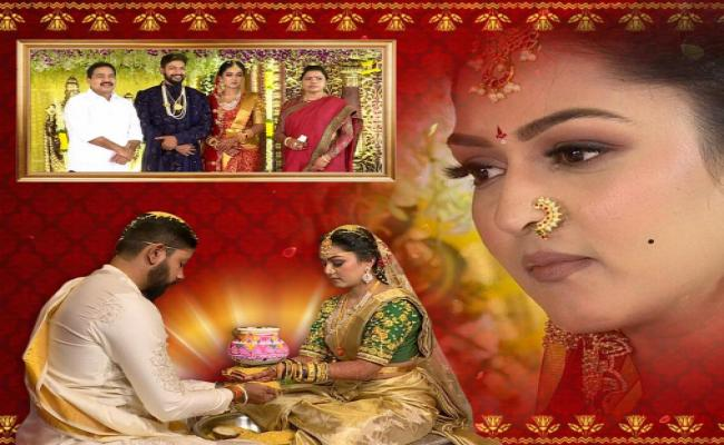 Minister Pinipe Viswarup Son Marriage Celebration - Sakshi
