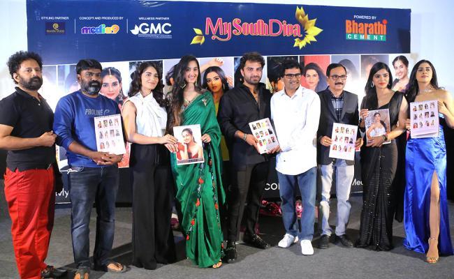 My South Diva Calendar 2021 Launch Photo Gallery - Sakshi