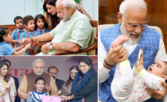 National girl child day special Photos - Sakshi