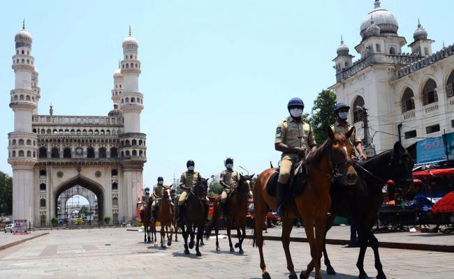 Telangana Imposes 10Day LockDown Starting May 12Th - Sakshi