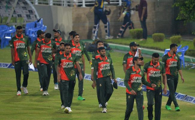 BAN Vs SL ODI Cricket Match Photo Gallery - Sakshi