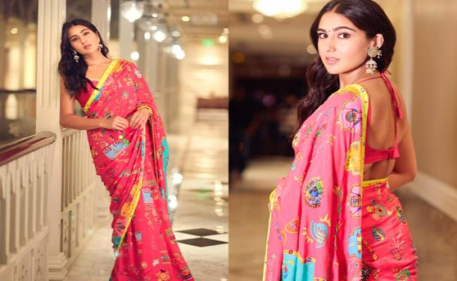 Sara Ali Khan Photo Gallery - Sakshi