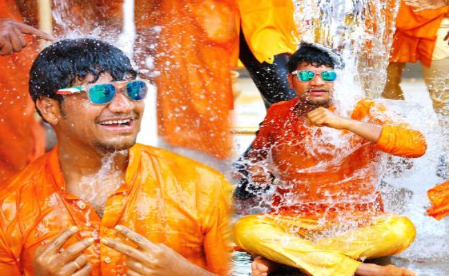 Bigg Boss Fame Mukku Avinash Haldi Function Photo Galler - Sakshi