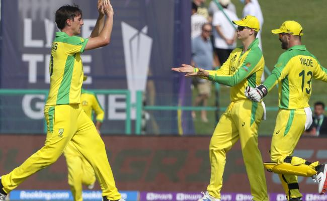Australia win by 5 Wickets With South Africa Photo Gallery - Sakshi