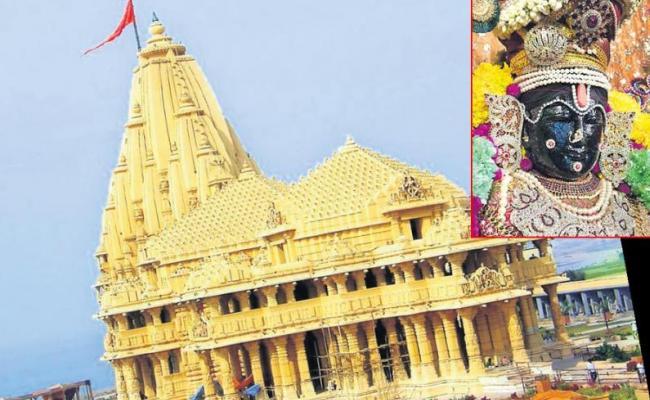 dwaraka city is famus on lord srikrishna