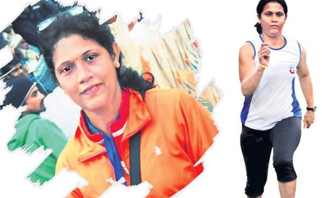 sneha jain an Athlete story - Sakshi