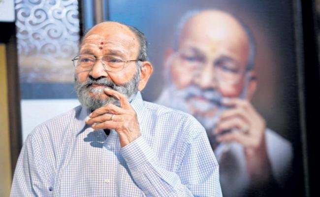 special  chit chat with k.viswanath - Sakshi