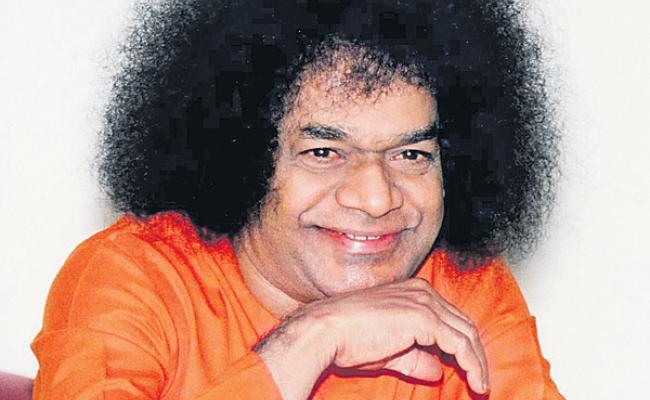 Sri Sathya Sai Baba jayanthi on 23rd november - Sakshi
