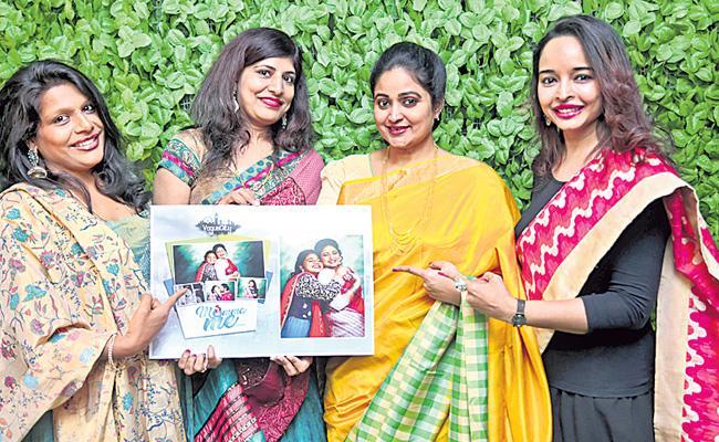 Mum and Me Kids  calendar releases the Neelima - Sakshi