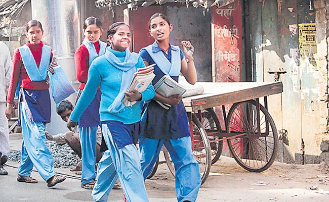 Children who walk to school less likely to be overweight or obese - Sakshi