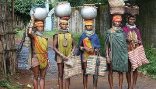 Culture of Orissa's Bonda tribe|| Batuku Chitram