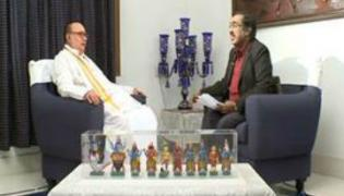 Sakshi Special Interview with Nadendla Bhaskara Rao    Manasulo maata