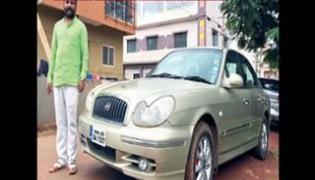 Hubballi's biz man purchase Mallya's car for Rs 1.40 lakh