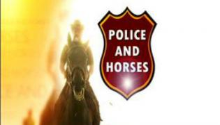 Police and Horse ||Sakshi special interview
