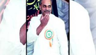 bade saheb.. bade saheb.. YSR Song