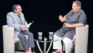Sakshi Special Interview with K V Ramana Chary || Manasulo Maata