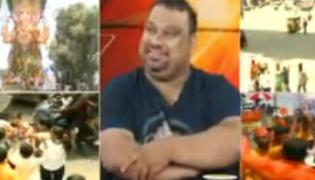 Sakshi special interview with Mahesh Kathi and Kathi Karthika