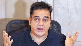 kamalhasan saying Ready to enter politics in 100 days