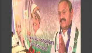 ysrcp protest in mydukur over KC canal water