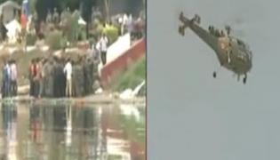 indian Army And NDRF Conduct Mock Drill At Hussain Sagar