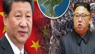 China giving shock to North Korea