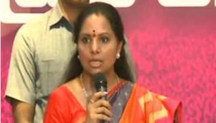MP Kavitha Speech on Singareni Employees