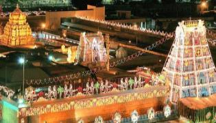 History of Srivari Brahmotsavam