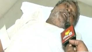 SI Beat Up A Man In Kurnool