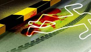 road accident in rangareddy district