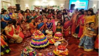 Telangana NRI's Bathukamma Celebrations in Sydney