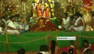 4th day Alankaram, Navaratri at Vijayawada