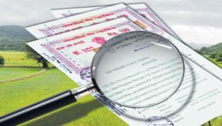 more mistakes telangana land survey records