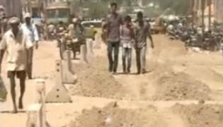 Govt Neglect in Vizianagaram  Development works