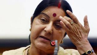 recognising congress legacy rahul thanks sushma ji