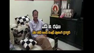 ACB Raids officals in Vizag and Vijayawada