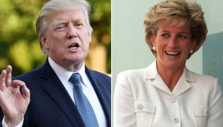 Would've Slept With Princess Diana Though She Was Crazy:  Donald Trump